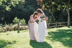 California Wedding Photographed by Charles Le Photography - Ceremony - Here comes the bride