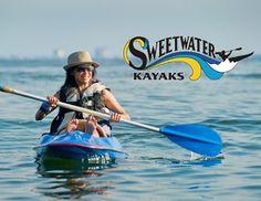 Single Kayak Rental at Sweetwater Kayaks