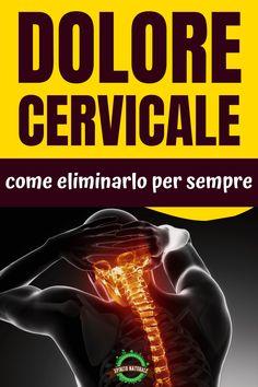 #cervicale #esercizi #spiritonaturale Desperate Housewives, Sciatica, Gym, The Cure, Stress, Mindfulness, Health, Hobby, Crochet Lace