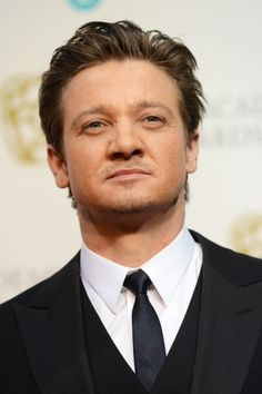 Jeremy Renner poses in the press room at the EE British Academy Film Awards at The Royal Opera House on February 10, 2013 in London, England. ( Source: Stuart Wilson/Getty Images Europe)