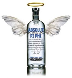 Absolut Crush - Pi Phi
