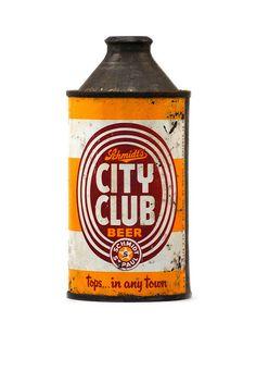 Schmidt's City Club Beer by lance15100, via Flickr