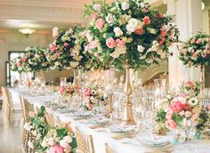 A Flower-Filled Wedding in San Francisco That Will Leave You Ready to Blow Your Own Floral Budget