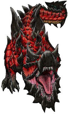 MHX Dinovaldo by jawazcript