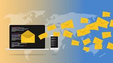 Turning Your Leads Into Conversions via Mailers E-mail Marketing, Email Marketing Gratis, Mundo Do Marketing, Email Marketing Campaign, Email Marketing Services, Email Marketing Strategy, Marketing Automation, Content Marketing, Affiliate Marketing