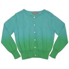 girls-fadeaway-cardi-turquoise  #ilovegeorgeousfaves