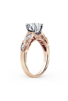43 Rose Gold Engagement Rings