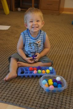 ideas to keep toddlers busy