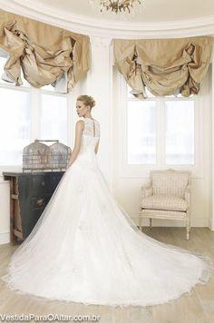 Vestido de Noiva Comme Un Rêve