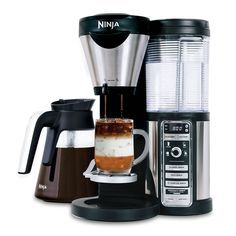 The Four Specific Brew Barista Machine - Hammacher Schlemmer