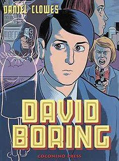Daniel Clowes // David Boring