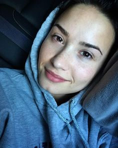 """Demi Lovato on Instagram: """"#nomakeupfriday...??? #FFF can be without makeup too!! Been trying new Devonne products on my skin and I'm obsessed.. The results are amazing!!!cant wait for you to try them!! In the meantime.. Show me YOUR @devonnebydemi results!! #devonnebydemi www.devonnebydemi.com"""""""
