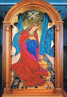 Icons - Blessed Virgin Mary - The Studio of John the Baptist : sacredart.co.nz Mary Magdalene, John The Baptist, Blessed Virgin Mary, Holy Family, Our Lady, Mystic, Cathedral, History, Studio