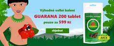 GUARANAPLUS.cz | Přírodní bylinné doplňky stravy
