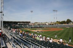 Phoenix Municipal Stadium was built in 1958 and was the oldest park in the Cactus League.