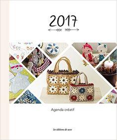 Amazon.fr - 2017 : Agenda créatif - Editions de Saxe - Livres