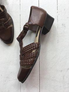 8c6c1b3202e5 T-Strap Huarache sandals