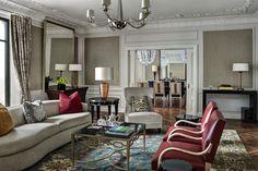 The St. Regis New York в Нью-Йорке, США по выгодным ценам. Экономно и быстро!