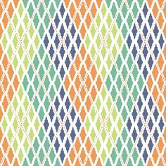 Argyle - Diamonds in the rough fabric by kristopherk on Spoonflower - custom fabric