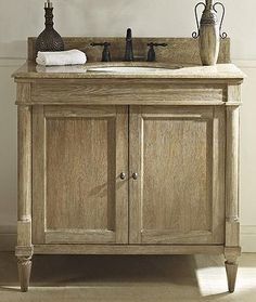 Fairmont Designs Rustic Chic 36 Bathroom Vanity 21 1/2'' L x 36'' W x 34 1/2'' H  - 142-V36