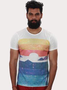 KULTPRIT SUNRISE!  $15.99 None Sunrise, Urban, My Love, Mens Tops, T Shirt, Fashion, Templates, Supreme T Shirt, Moda