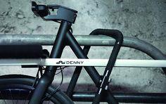 Le vélo urbain du future, le Teague Denny Bike