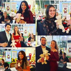 The spirit of giving is alive and well! At the Marketo holiday party at the California Academy of Sciences employees and guests donated hundreds of Bears to sick children at the Stanford Children's Health - Lucile Packard Children's Hospital.