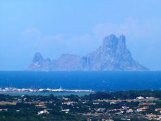 Es Vedrá desde Formentera