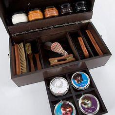 Caja limpiazapatos de Paul Smith - Decoratrix | Blog de decoración, interiorismo y diseño