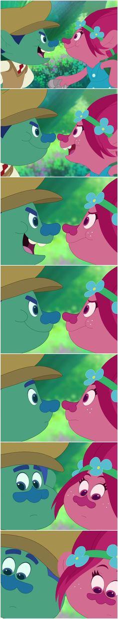 Disney And Dreamworks, Disney Pixar, Poppy And Branch, True Colors, Troll, Poppies, Pikachu, Weird, To Go