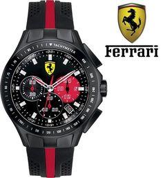 ¡Chollo! Reloj Scuderia Ferrari SF103 Race Day oficial para hombres por 162 euros.