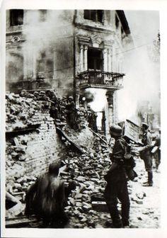 Немцы в городе... Фотографии Ростова периода немецкой оккупации.