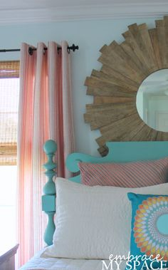 1000 Images About Colorful Bedrooms On Pinterest