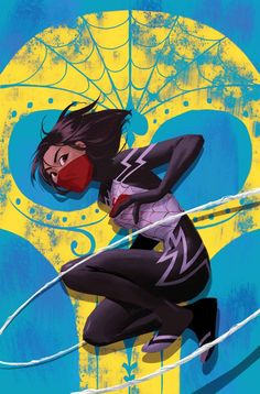 """SILK Goes Sinister In """"All-New, All-Different"""" Ongoing 