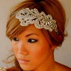 so pretty! <3 headbands!