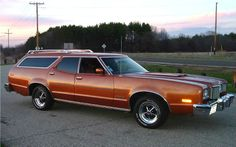 1974 Mercury Montego MX