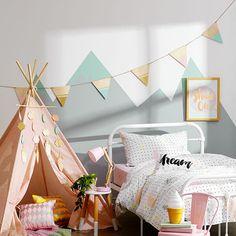 'Shine on' Bedroom| Kmart Style