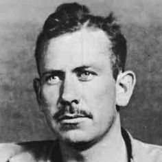 """John Steinbeck -  """"We spend our time searching for security and hate it when we get it."""""""