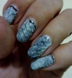 nails like rock