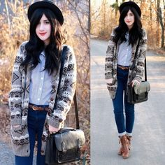 Up on Mt. Sequoyah. (by Bonnie Barton) http://lookbook.nu/look/1530199-up-on-Mt-Sequoyah