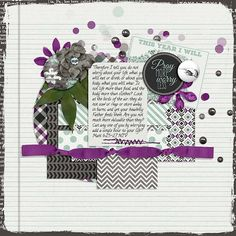 I plan to worry less and pray more! That is the plan, and I'm gonna stick to it. I used THIS YEAR I WILL by Digilicious Designs, Meghan Mullens, & Sugary Fancy. It can be found here: http://sweetshoppedesigns.com/sweets...718&page=1 What are your plans for this coming year? I've been told if you write them down, you are more likely to adhere to them! This kit is full of great ideas to help you make your plans look pretty.