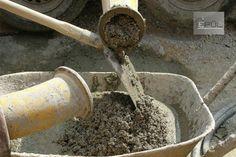 Polisztirolbeton öntés | Habbeton házak - Itt a könnyű adalékanyagos, hőszigetelő könnyűbeton! Watering Can, Canning, Home Canning, Conservation