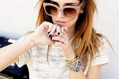 15 Stylish Tattoos Sported By Bloggers And Editors