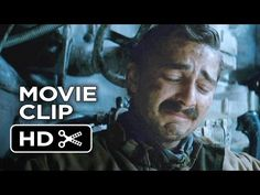 Fury Movie CLIP - Bible Verse (2014) - Shia LaBeouf, Brad Pitt Movie HD - YouTube  This is my favorite scene of the entire movie. Seeing the innocence of these soldiers is breathtaking.