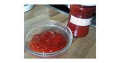 Erdbeermarmelade, ein Rezept der Kategorie Saucen/Dips/Brotaufstriche. Mehr Thermomix ® Rezepte auf www.rezeptwelt.de