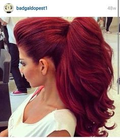 Image result for red hair inspiration