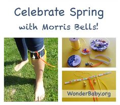Daria shows you how to make morris bells, a folk music tradition from England and the British Isles. Making the bells is easy and dancing with them is fun!