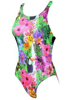 Maru Toucan Sparkle Swimsuit