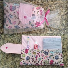 Pin by Maria Cristina Miranda Rodrigues on bolsas Sewing Hacks, Sewing Crafts, Sewing Projects, Operation Christmas Child, Creation Couture, Patchwork Bags, Sewing For Kids, Fabric Scraps, Handicraft