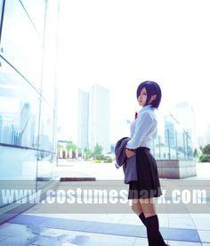 Tokyo Ghoul cosplay costumes Kirishima Touka uniforms